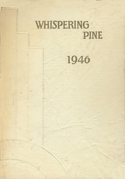 1946 Edition, Estes Park High School - Whispering Pine Yearbook (Estes Park, CO)