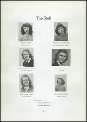 Page 12, 1946 Edition, Estes Park High School - Whispering Pine Yearbook (Estes Park, CO) online yearbook collection