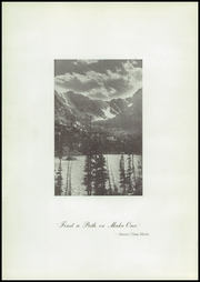 Page 3, 1946 Edition, Estes Park High School - Whispering Pine Yearbook (Estes Park, CO) online yearbook collection