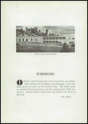 Page 7, 1946 Edition, Estes Park High School - Whispering Pine Yearbook (Estes Park, CO) online yearbook collection