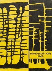 1968 Edition, Estes Park High School - Whispering Pine Yearbook (Estes Park, CO)