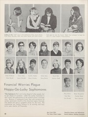 Page 94, 1969 Edition, Estes Park High School - Whispering Pine Yearbook (Estes Park, CO) online yearbook collection