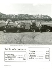Page 6, 1986 Edition, Estes Park High School - Whispering Pine Yearbook (Estes Park, CO) online yearbook collection
