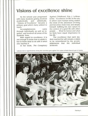 Page 7, 1986 Edition, Estes Park High School - Whispering Pine Yearbook (Estes Park, CO) online yearbook collection