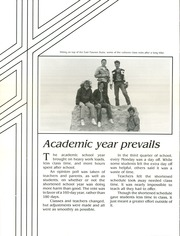 Page 8, 1986 Edition, Estes Park High School - Whispering Pine Yearbook (Estes Park, CO) online yearbook collection