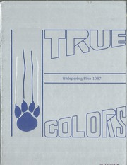 1987 Edition, Estes Park High School - Whispering Pine Yearbook (Estes Park, CO)