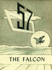 1957 Edition, Mapleton High School - Falcon Yearbook (Denver, CO)