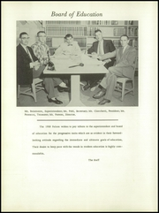 Page 14, 1958 Edition, Mapleton High School - Falcon Yearbook (Denver, CO) online yearbook collection