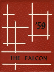 1959 Edition, Mapleton High School - Falcon Yearbook (Denver, CO)