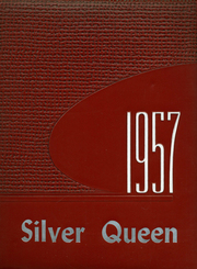 1957 Edition, Aspen High School - Silver Queen Yearbook (Aspen, CO)