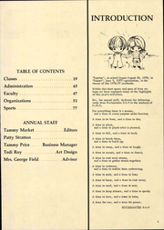 Page 9, 1977 Edition, Olathe High School - Pirate Yearbook (Olathe, CO) online yearbook collection
