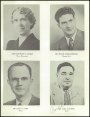 Page 10, 1952 Edition, Frederick High School - Warrior Yearbook (Frederick, CO) online yearbook collection