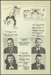 Page 17, 1950 Edition, Wray High School - Eagle Yearbook (Wray, CO) online yearbook collection
