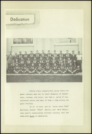 Page 7, 1950 Edition, Wray High School - Eagle Yearbook (Wray, CO) online yearbook collection