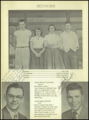 Page 10, 1956 Edition, Wray High School - Eagle Yearbook (Wray, CO) online yearbook collection