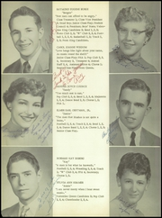 Page 12, 1956 Edition, Wray High School - Eagle Yearbook (Wray, CO) online yearbook collection