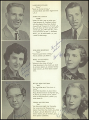 Page 15, 1956 Edition, Wray High School - Eagle Yearbook (Wray, CO) online yearbook collection