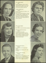 Page 16, 1956 Edition, Wray High School - Eagle Yearbook (Wray, CO) online yearbook collection