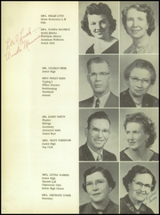 Page 8, 1956 Edition, Wray High School - Eagle Yearbook (Wray, CO) online yearbook collection