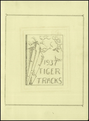 Page 3, 1937 Edition, Bennett High School - Tiger Tracks Yearbook (Bennett, CO) online yearbook collection