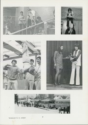 Page 11, 1973 Edition, Paonia High School - Eyrie Yearbook (Paonia, CO) online yearbook collection
