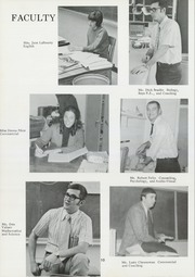 Page 14, 1973 Edition, Paonia High School - Eyrie Yearbook (Paonia, CO) online yearbook collection