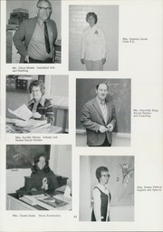 Page 15, 1973 Edition, Paonia High School - Eyrie Yearbook (Paonia, CO) online yearbook collection