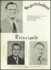 Page 10, 1955 Edition, Ignacio High School - Bobcat Yearbook (Ignacio, CO) online yearbook collection