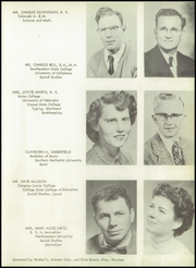 Page 11, 1955 Edition, Ignacio High School - Bobcat Yearbook (Ignacio, CO) online yearbook collection