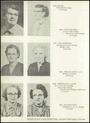 Page 14, 1955 Edition, Ignacio High School - Bobcat Yearbook (Ignacio, CO) online yearbook collection