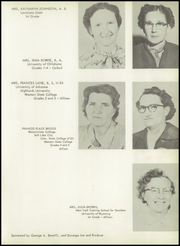 Page 15, 1955 Edition, Ignacio High School - Bobcat Yearbook (Ignacio, CO) online yearbook collection