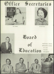 Page 16, 1955 Edition, Ignacio High School - Bobcat Yearbook (Ignacio, CO) online yearbook collection
