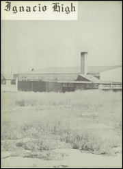 Page 6, 1955 Edition, Ignacio High School - Bobcat Yearbook (Ignacio, CO) online yearbook collection