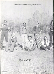 Page 12, 1976 Edition, Nucla High School - Lariat Yearbook (Nucla, CO) online yearbook collection