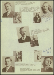 Page 14, 1945 Edition, Cathedral High School - Journey Yearbook (Denver, CO) online yearbook collection