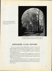 Page 17, 1951 Edition, Cathedral High School - Journey Yearbook (Denver, CO) online yearbook collection