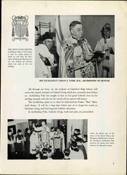Page 7, 1951 Edition, Cathedral High School - Journey Yearbook (Denver, CO) online yearbook collection