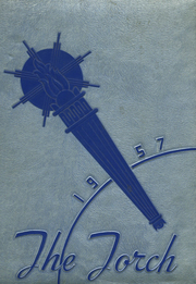 1957 Edition, Denver Christian High School - Torch Yearbook (Denver, CO)