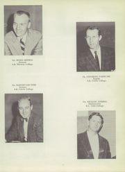 Page 11, 1957 Edition, Denver Christian High School - Torch Yearbook (Denver, CO) online yearbook collection