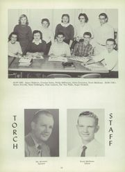 Denver Christian High School - Torch Yearbook (Denver, CO) online yearbook collection, 1957 Edition, Page 62