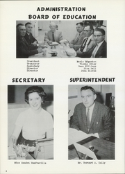 Page 10, 1961 Edition, Nederland High School - Nugget Yearbook (Nederland, CO) online yearbook collection