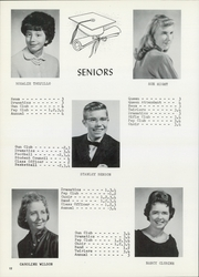 Page 16, 1961 Edition, Nederland High School - Nugget Yearbook (Nederland, CO) online yearbook collection