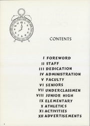 Page 8, 1961 Edition, Nederland High School - Nugget Yearbook (Nederland, CO) online yearbook collection