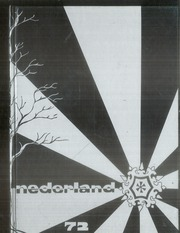 1972 Edition, Nederland High School - Nugget Yearbook (Nederland, CO)