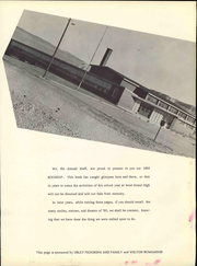 Page 7, 1960 Edition, West Grand High School - Roundup Yearbook (Kremmling, CO) online yearbook collection