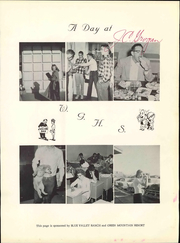 Page 9, 1960 Edition, West Grand High School - Roundup Yearbook (Kremmling, CO) online yearbook collection