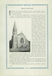 Page 12, 1930 Edition, St Francis De Sales High School - Fransalian Yearbook (Denver, CO) online yearbook collection