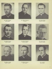 Page 11, 1954 Edition, St Francis De Sales High School - Fransalian Yearbook (Denver, CO) online yearbook collection