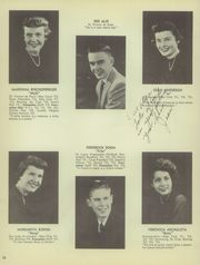 Page 14, 1954 Edition, St Francis De Sales High School - Fransalian Yearbook (Denver, CO) online yearbook collection
