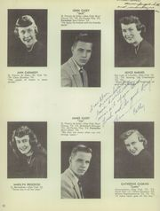 Page 16, 1954 Edition, St Francis De Sales High School - Fransalian Yearbook (Denver, CO) online yearbook collection